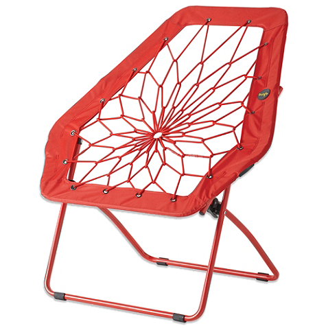Comfortable bunjo bungee chairs trampoline chair for for Bunjo chair