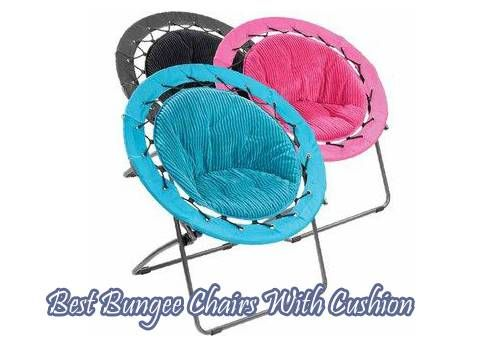 Best Bungee Chairs With Cushion