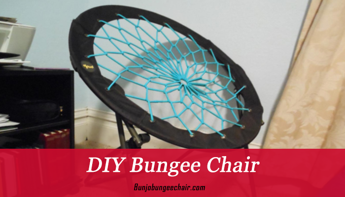 DIY Bungee Chair