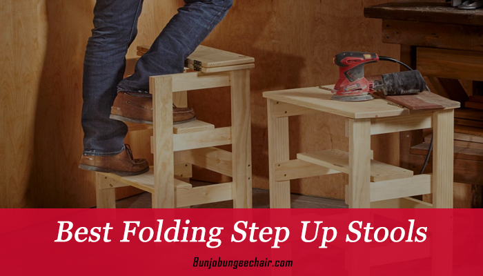 Best Folding and Molded Step Up Stools