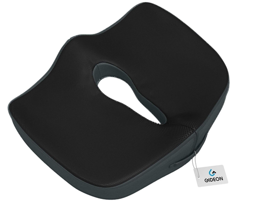 Gideon™ Premium Orthopedic Seat Cushion