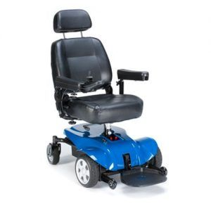 Invacare Pronto P31 Power Wheelchair (Blue)
