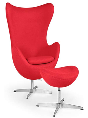 Kardiel Amoeba Chair
