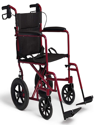 Medline Transport Wheelchair