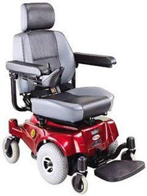 Mid-Wheel Drive Power Chair