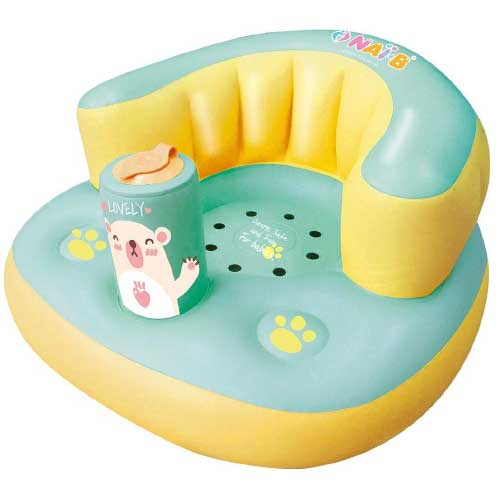 Nai-B-Hamster-Inflatable-Baby-Seat-Mint