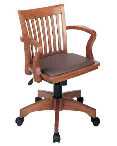 Natural-Wood-Bankers-Desk-Chair
