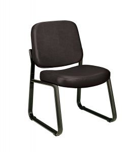 OFM Anti-Microbial/Bacterial Vinyl Guest/Reception Chair