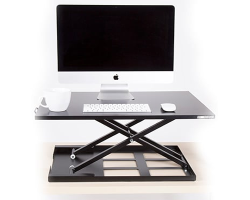 Standing Desk X Elite Pro Height Adjustable Desk Converter