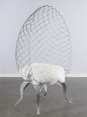 Statements by J JC38417FUR Egg Chair