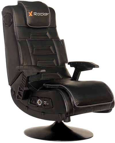 X-Rocker-5142201-Commander-2.1-Audio-Gaming-Chair