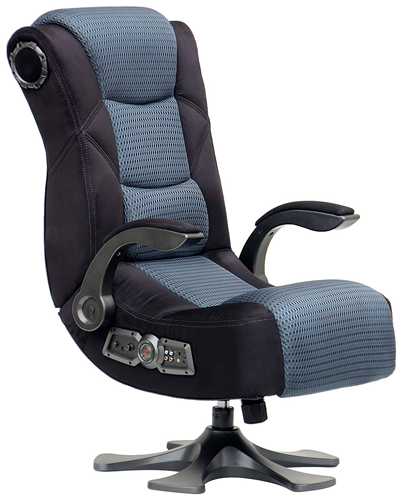 X Rocker Deluxe Mesh 2.1 Sound Wireless Video Gaming Chair