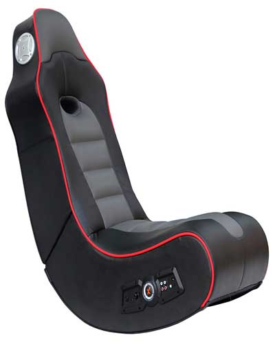 X-Rocker-Surge-Wireless-Bluetooth-2.1-Video-Gaming-Floor-Chair