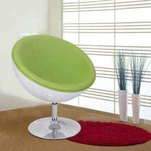 Adeco High End Luxury 360 Swivel Modern Color