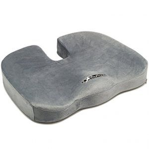 Aylio Coccyx Seat Cushion - Office Chair and Car Comfort Pillow