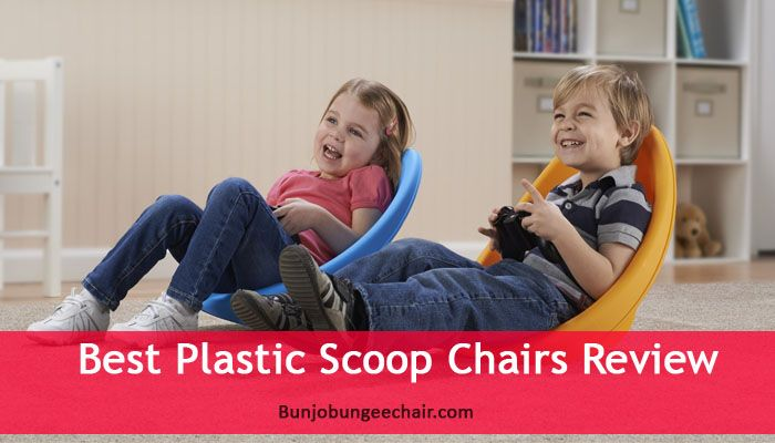 Lightweight And Portable Plastic Scoop Chair Kids Amp Adults