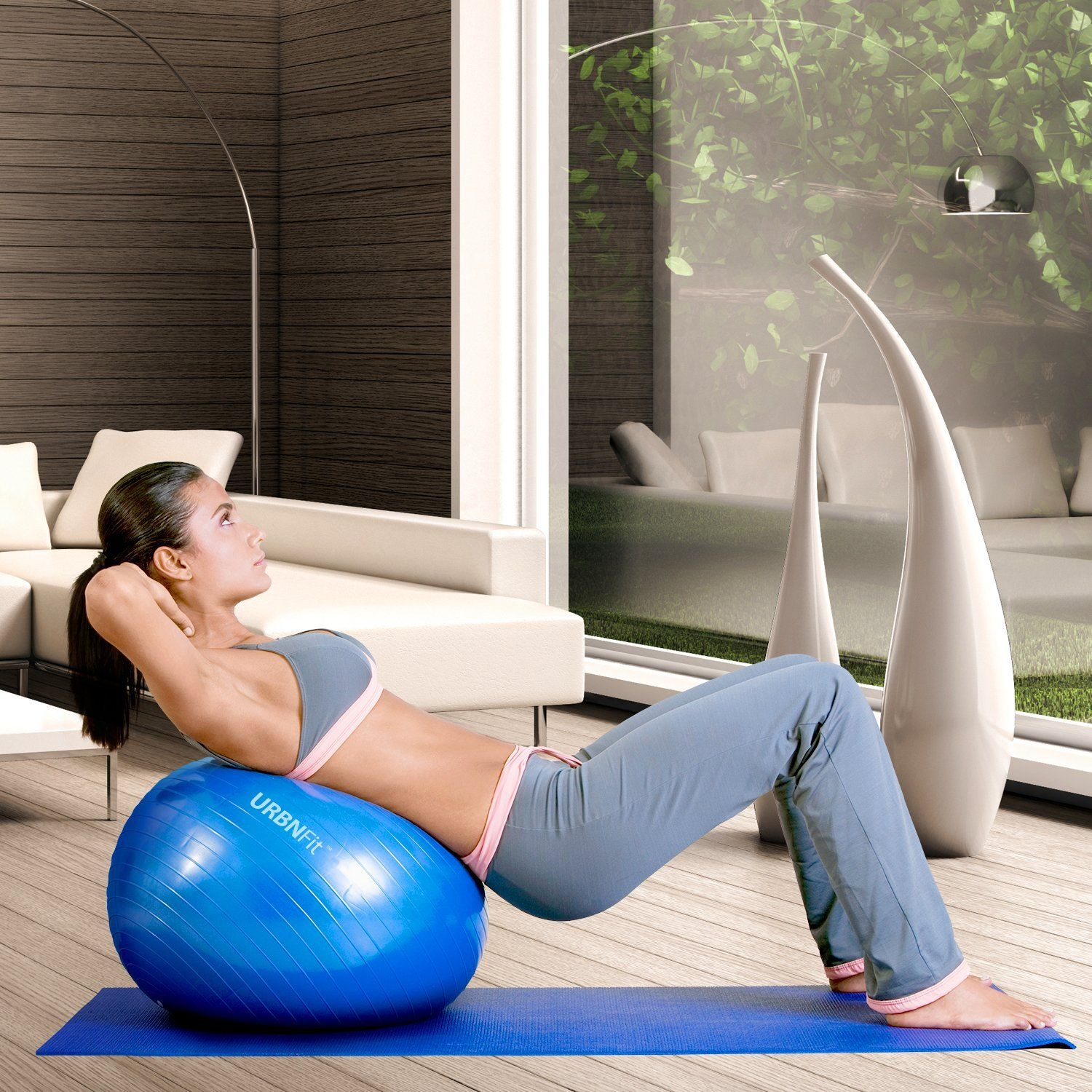 Yoga Ball Chairs Balance Ball for Stability Guide & Review
