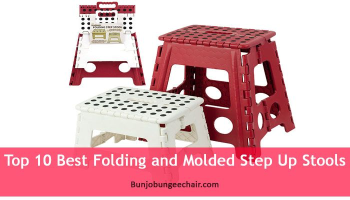 sc 1 st  Bunjo Bungee Chair & Folded Step Stool with Handles u0026 Rails [ToddlersKidsu0026 Adults] Review islam-shia.org