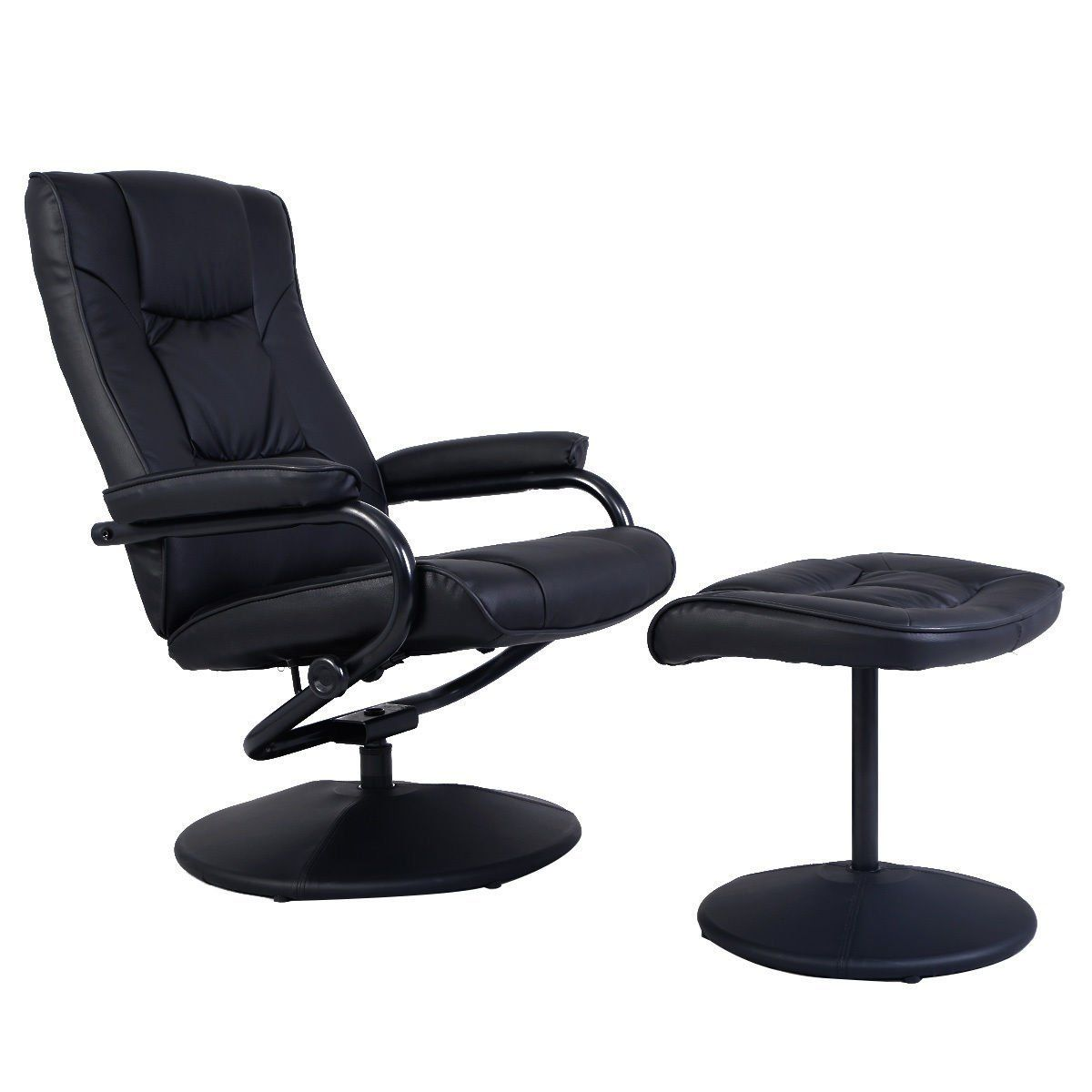 Giantex Recliner Chair Swivel