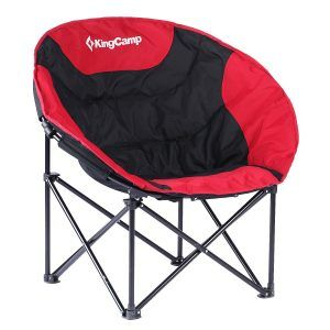 KingCamp Moon Leisure Lightweight Portable Stable Folding Chair