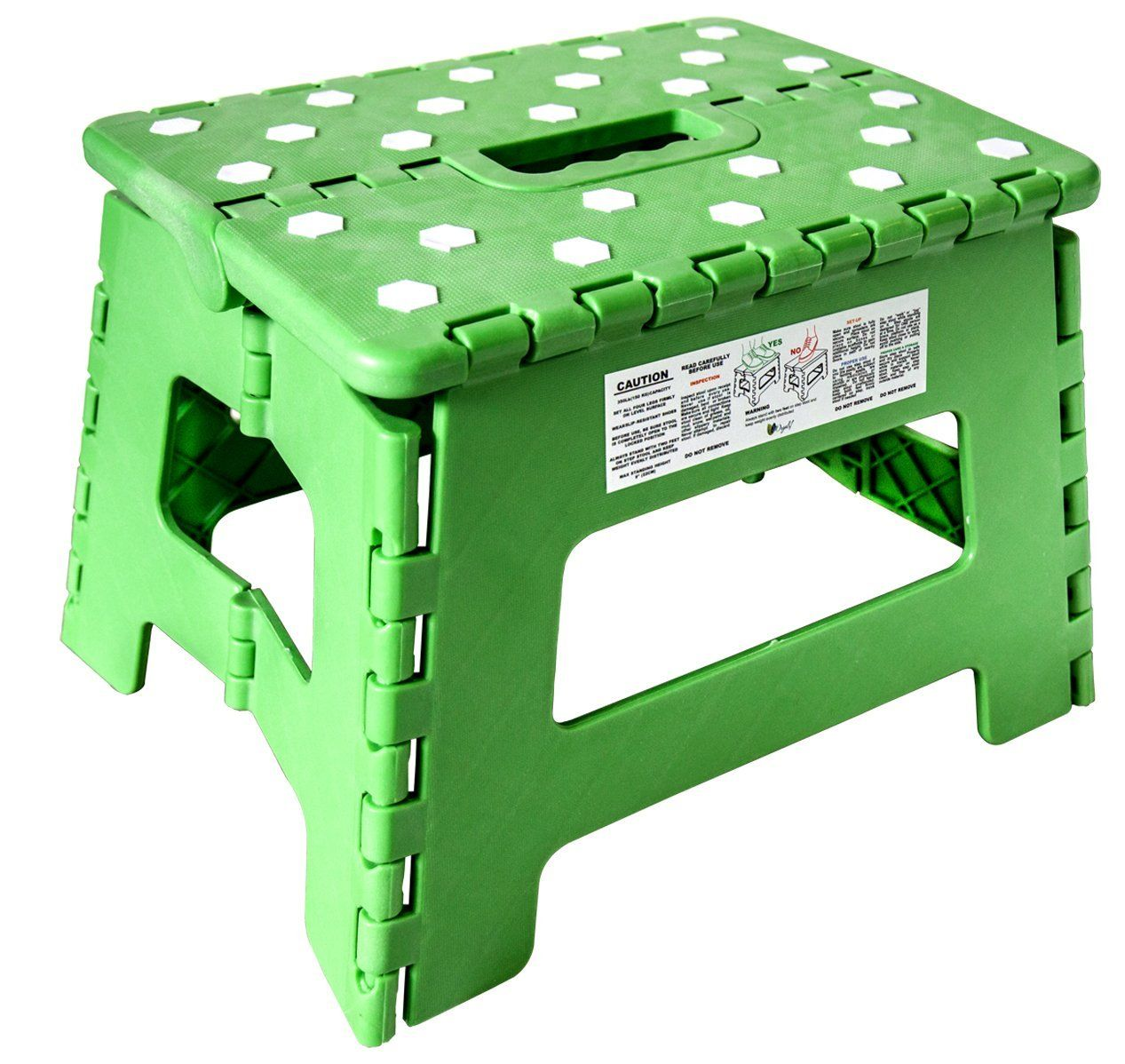 Orgalif Heavy Duty Folding Step Stool