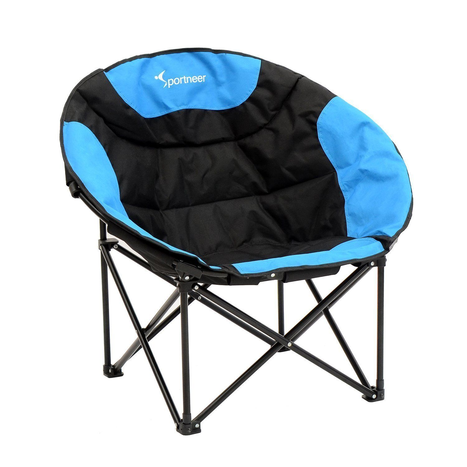 Best large folding saucer chairs moon for toddlers kids for Oversized kids chair
