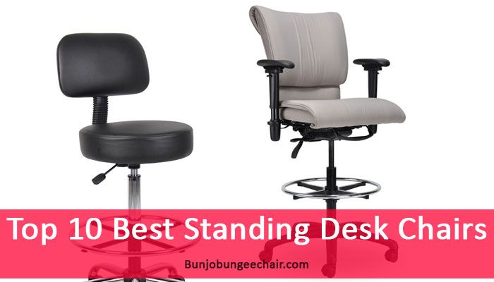 Swell Adjustable Best Standing Desk Chairs Guide Review Download Free Architecture Designs Embacsunscenecom