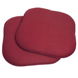 Back Chair/Seat Cushion Pad from Sweet Home Collection