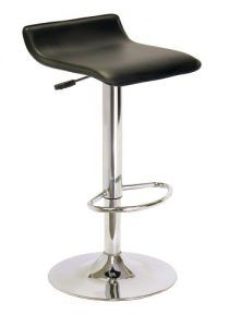 Winsome Spectrum ABS Airlift Swivel Stool