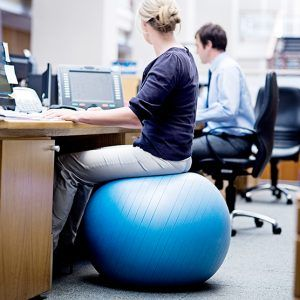 Yoga Ball Chairs Balance Ball For Stability Guide Amp Review