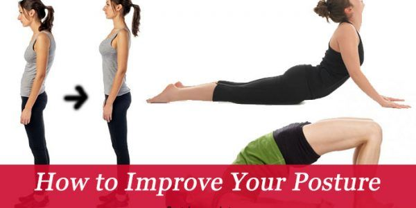 How to Improve Posture For a Healthy Back