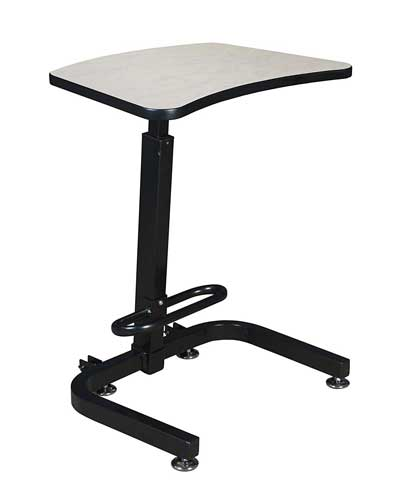 Sit-Stand-up-Desk-with-Footrest-Bar