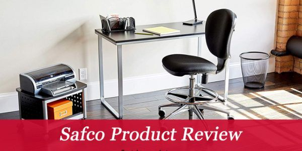 Safco Products 3442BL Standing Desk Review