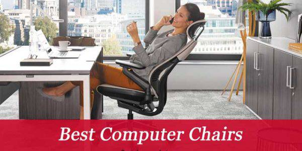 2020's Best Computer Chairs for Long Hours [Ergonomic, Comfortable, & Healthier]