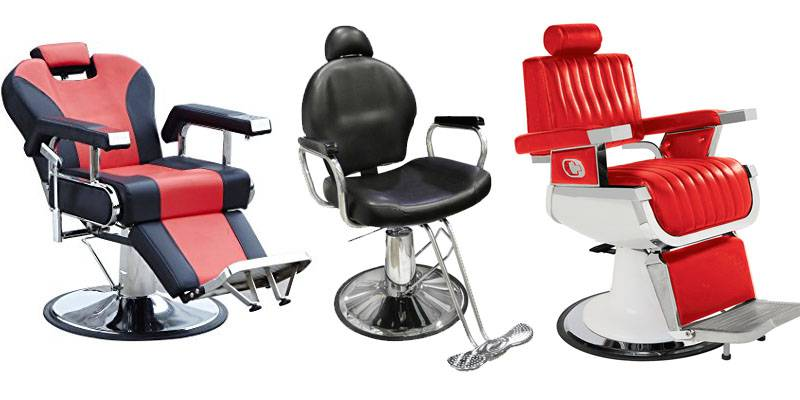 Hydraulic Barber Chairs for Salon