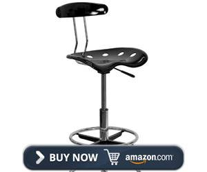 Flash Furniture Drafting Stool