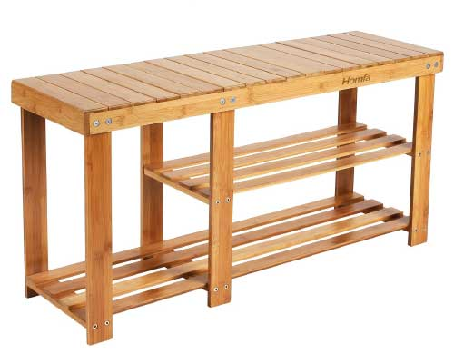 Homfa-Natural-Bamboo-Shoe-Rack-Bench