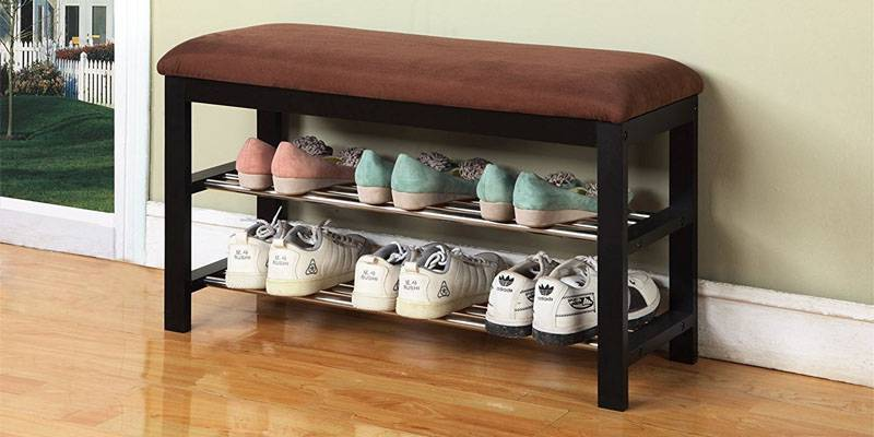 Top 10 Shoe Storage Benches Reviews In 2019