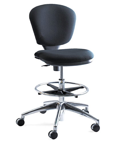 Safco Products 3442BL Metro Extended Height Chair