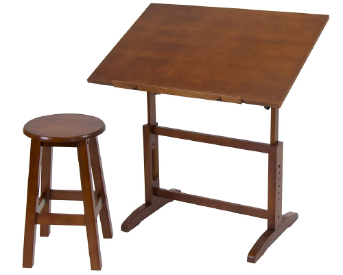 Studio Designs 13257 Walnut Creative Table