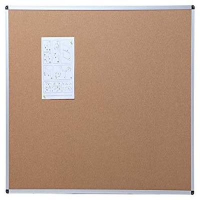 U Brands Cork Bulletin Board